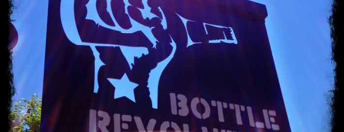 Bottle Revolution is one of Raleigh Favorites.