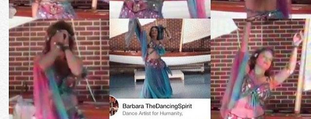 the dancing spirit studio is one of RI Belly Dance Classes.
