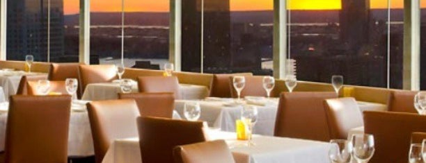 The View Restaurant is one of New York Places.