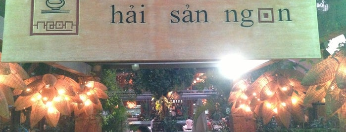 Hải Sản Ngon is one of Must-visit Food in Hanoi.