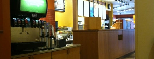 Panera Bread is one of Monavie Offices and meeting places..