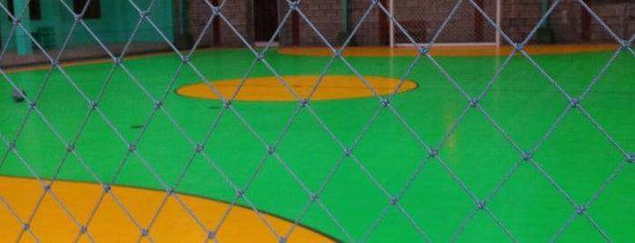 eyes futsal Stadium is one of Lapangan Futsal.