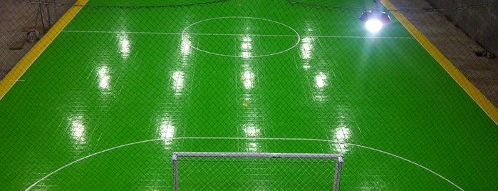 OLD TRAFFORD FUTSAL is one of Lapangan Futsal.