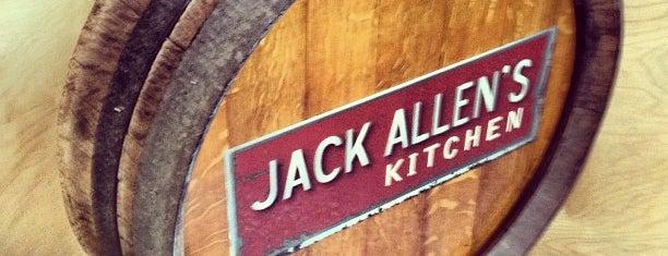 Jack Allen's Kitchen is one of Austin To-Do.