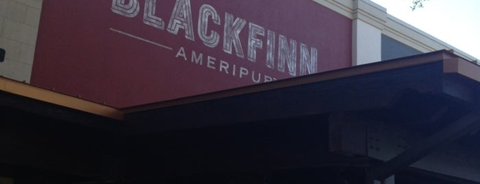 Blackfinn Ameripub is one of Austin, TX.