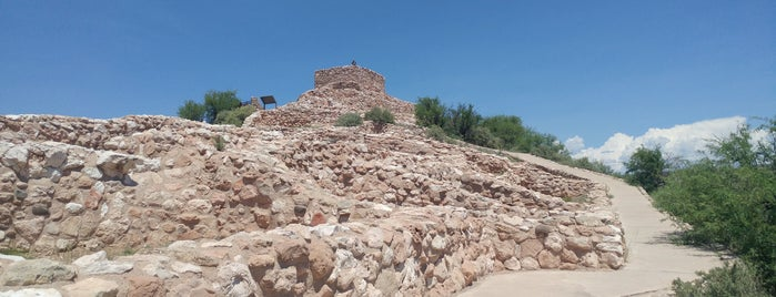Tuzigoot National Monument is one of National Parks.