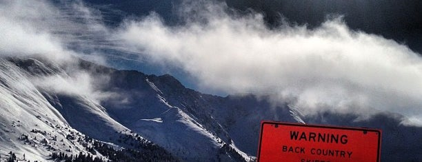 Loveland Pass is one of Top picks for Ski Areas.
