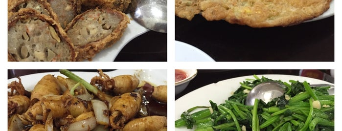 "Rm. Bahagia is one of Best ""Chinese Food"" in Semarang."
