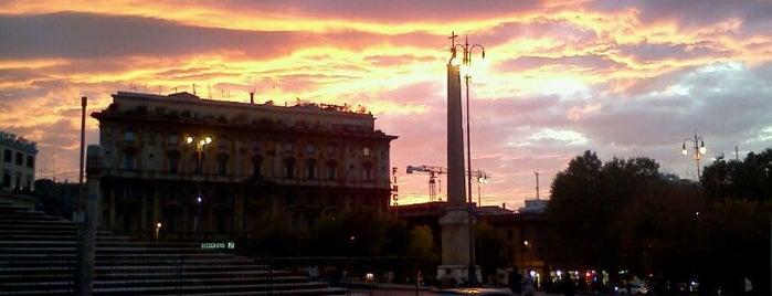 Basilica di Santa Maria Maggiore is one of l'amore [a Roma] dice ciao.