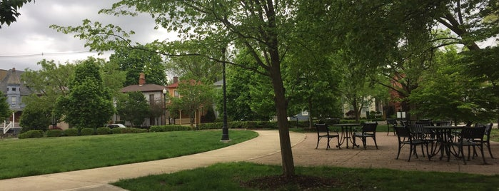 Italian Village Park is one of Most Playful Cities: Columbus, OH.