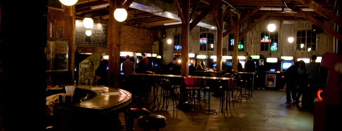 Barcade is one of PA.