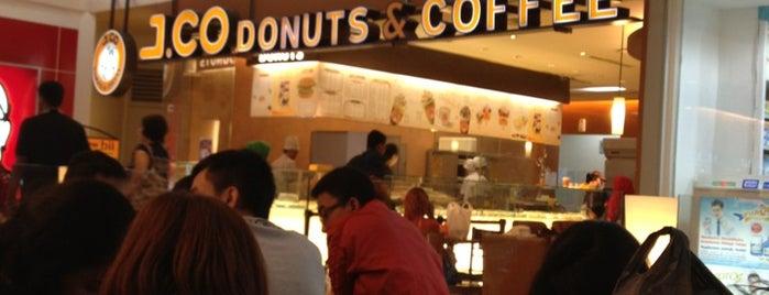 J.Co Donuts & Coffee is one of Bekasi.