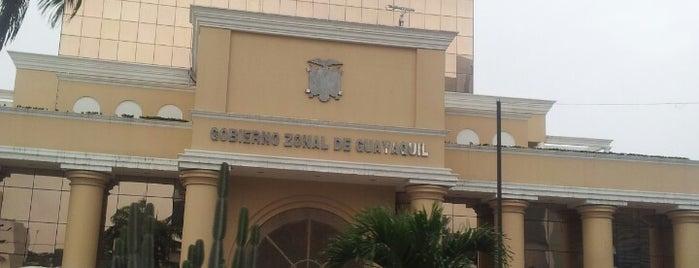 Gobierno Zonal de Guayaquil is one of Edificios de Trabajo.