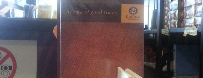 OldTown White Coffee is one of ampang food place, selangor.