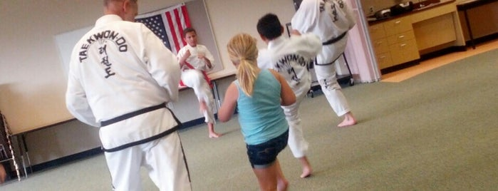 Eagle Taekwondo is one of 새소식.