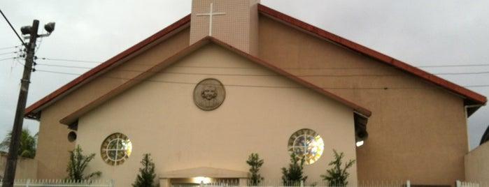 Paróquia Cristo Operário e Santo Cura d'Ars is one of Vicariato Oeste [West].