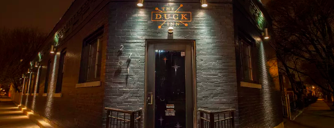 The Duck Inn is one of The 38 Essential Chicago Restaurants, Summer 2016.