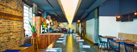 Parachute is one of The 38 Essential Chicago Restaurants, Summer 2016.
