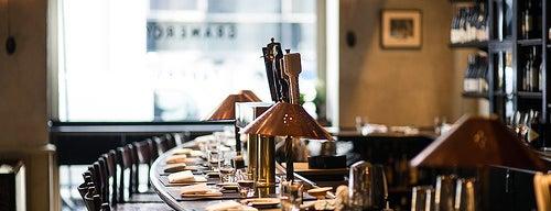Gramercy Tavern is one of The 38 Essential New York Restaurants, Summer 2016.