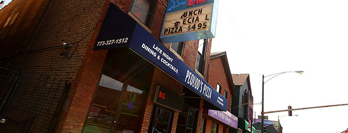 Pequod's Pizza is one of Chicago Eater 38.
