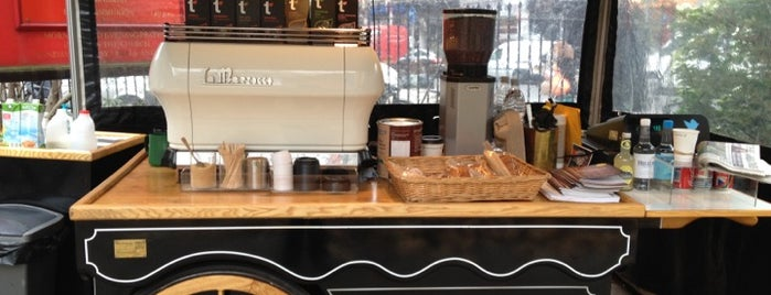 Notes Coffee Barrows is one of Coffee in London.