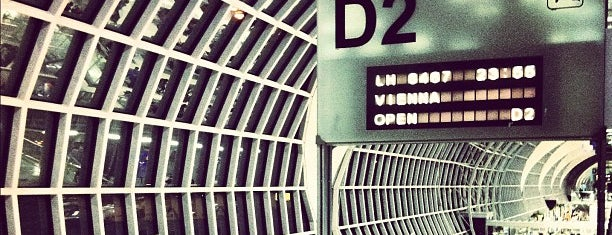 Gate D2 is one of TH-Airport-BKK-1.
