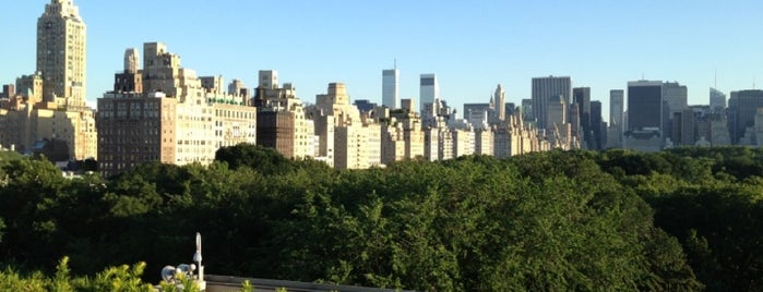 Roof Garden Café is one of Awesomest Spots NYC & Beyond.