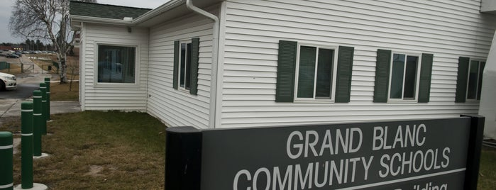 Grand Blanc Community Schools Administration is one of Grand Blanc Community Schools.