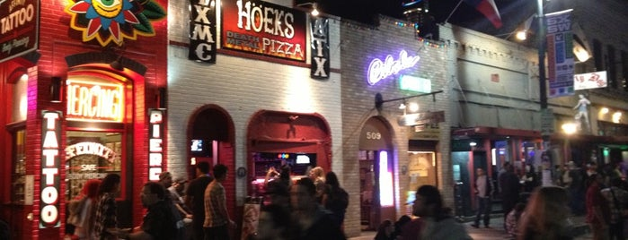 Hoek's Death Metal Pizza is one of Austin, TX.