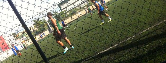 Bate Bola Society is one of Melhores campos de futebol para peladas em Vitória.