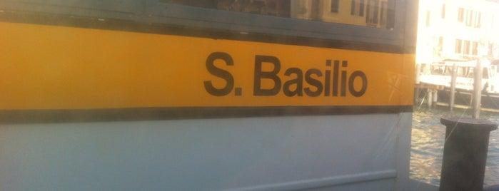 "Imbarcadero ACTV San Basilio is one of Foursquare needs a ""Subway Hero Badge""."
