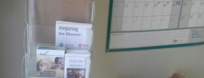 American Red Cross is one of Twin, boarding house stairs in Canton, NC.