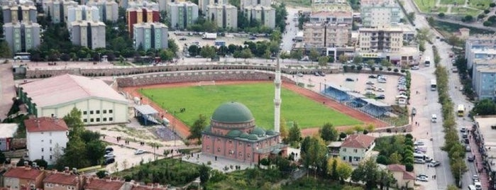 Kestel is one of BURSASPOR 4sq.