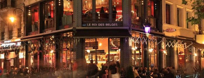 Le Roi des Belges is one of Bruxelles.