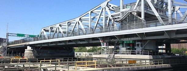 Third Avenue Bridge is one of NYC Dept of Transportation Bridges.