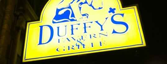 Duffy's Tavern & Grille is one of Cracken's Matchbook Collection.