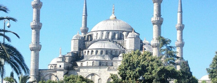 Sultan Ahmet Camii is one of Turkey trip.