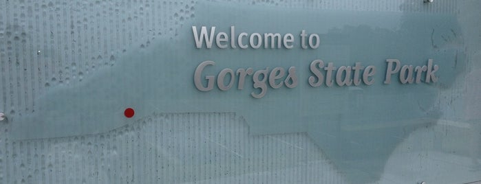 Gorges State Park is one of North Carolina.