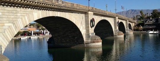 London Bridge is one of Top 10 favorites places in Lake Havasu City, AZ.