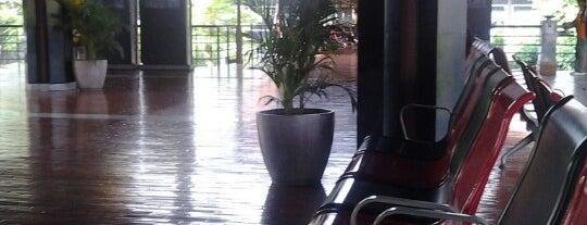 Gate C4 is one of Soekarno Hatta International Airport (CGK).