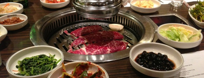 Daorae Korean BBQ Restaurant is one of Top 10 places to try this season.