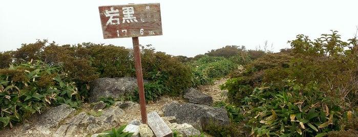 岩黒山 is one of 四国の山.