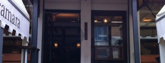 Dulcamara is one of Best NightClubs & Restaurants in Rome by trAmp.it.
