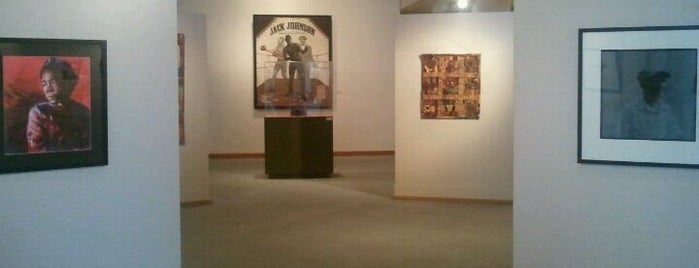 African American Museum is one of Dallas's Best Museums - 2012.