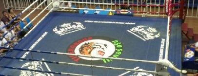 Bangla Boxing Stadium is one of Thailand TOP places.