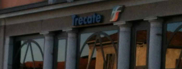 Stazione Trecate is one of Linee S e Passante Ferroviario di Milano.