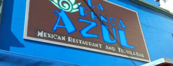 La Penca Azul is one of My fav Alameda eats!.