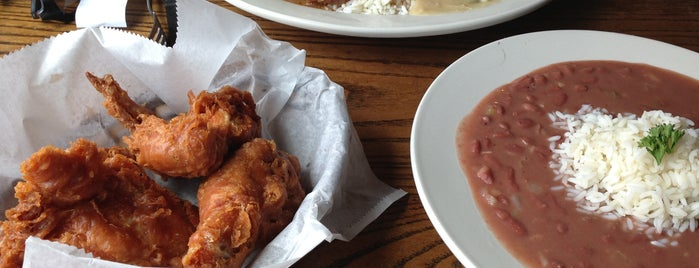 Willie Mae's Scotch House is one of New Orleans Eater 38.