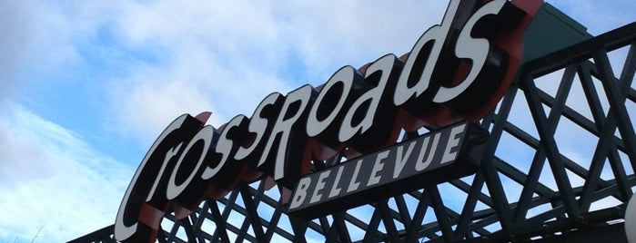 Crossroads Bellevue is one of LIFE IN SEATTLE, WA!!.