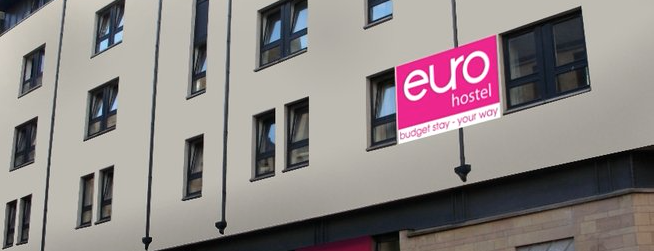 Euro Hostel Edinburgh Halls is one of Edinburgh.